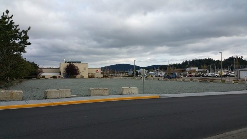 Former Shell Oil Tank Farm Site